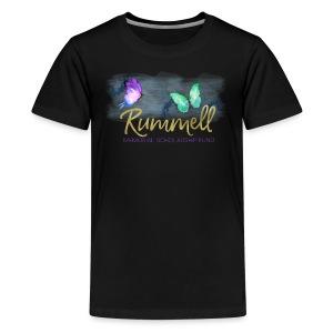 Rummell Memorial Scholarship Fund - Kids' Premium T-Shirt
