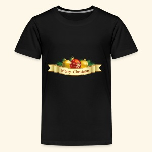 Merry Christmas To All - Kids' Premium T-Shirt