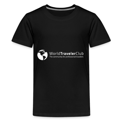 wtc logo - Kids' Premium T-Shirt