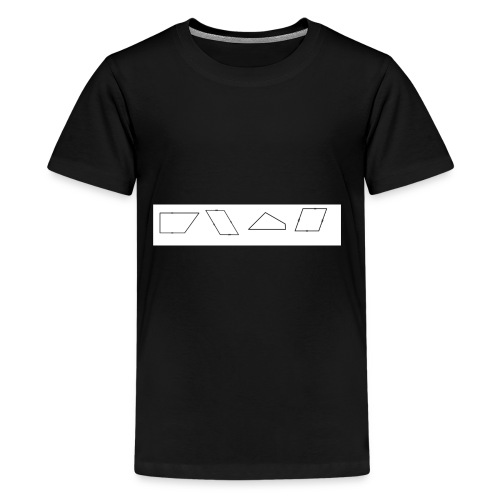 Shapes - Kids' Premium T-Shirt