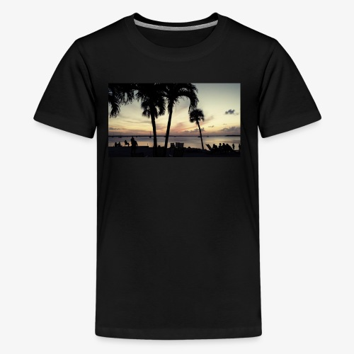 Key Largo | Coast Landscape 4 - Kids' Premium T-Shirt