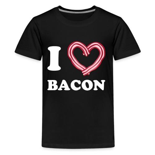 I L Bacon - Kids' Premium T-Shirt