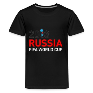 world cup 2018 - Kids' Premium T-Shirt