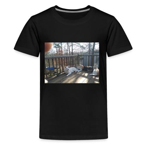 20180216 105557 Burst01 - Kids' Premium T-Shirt
