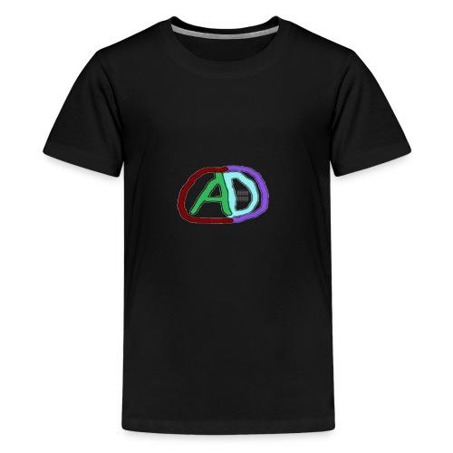 hoodies with anmol and daniel logo - Kids' Premium T-Shirt
