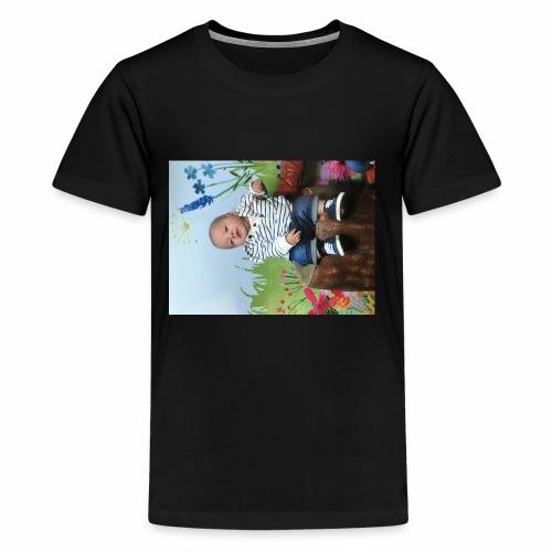 E8E82301 CD94 4C54 82BF 5AE1AEDD8165 - Kids' Premium T-Shirt
