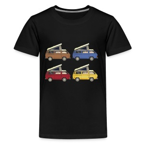 Van vanlife - Kids' Premium T-Shirt