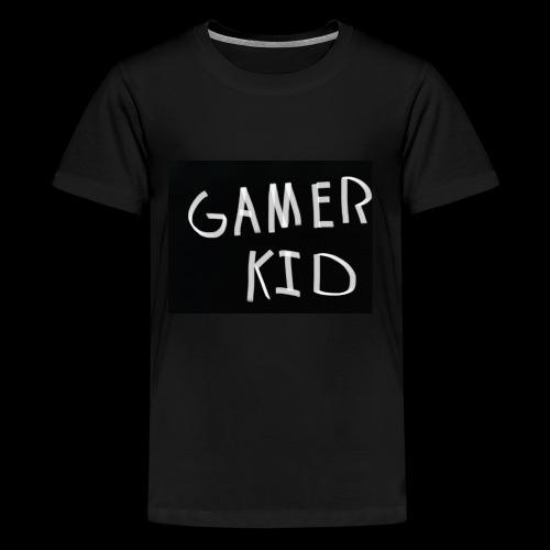 5940F0FC 9C31 4BAA 8924 E7D170A07B3B - Kids' Premium T-Shirt