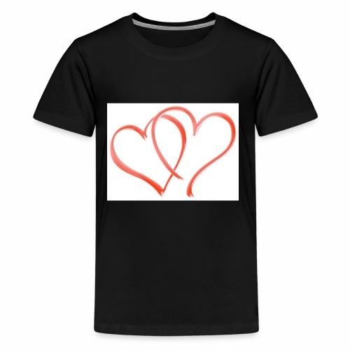 Double the Love - Kids' Premium T-Shirt