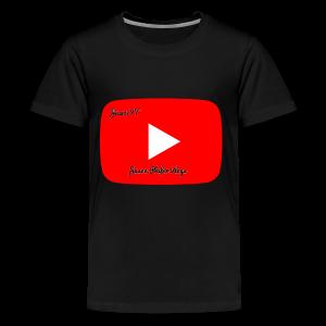JasonYT youtube logo merch - Kids' Premium T-Shirt