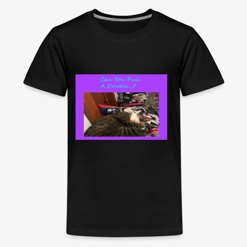 Pull A Double? - Kids' Premium T-Shirt
