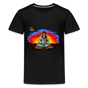 Lord Shiva - Kids' Premium T-Shirt