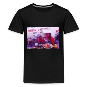Haitian market - Kids' Premium T-Shirt