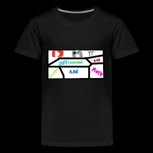 Jiffyvincent Gaming And More - Kids' Premium T-Shirt