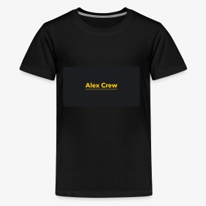 Alex Crew - Kids' Premium T-Shirt