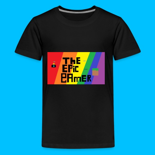 The Epic Gamer special - Kids' Premium T-Shirt