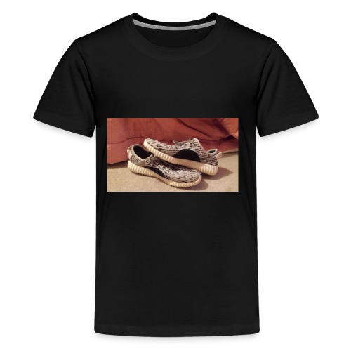 Sleakerbro - Kids' Premium T-Shirt