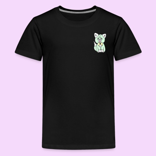 Lolipup Pack: Minty Pup! - Kids' Premium T-Shirt