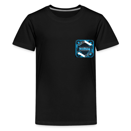GreGang Logo-ed Merch - Kids' Premium T-Shirt