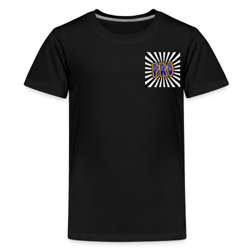 LikeAPro107's Channel Image - Kids' Premium T-Shirt