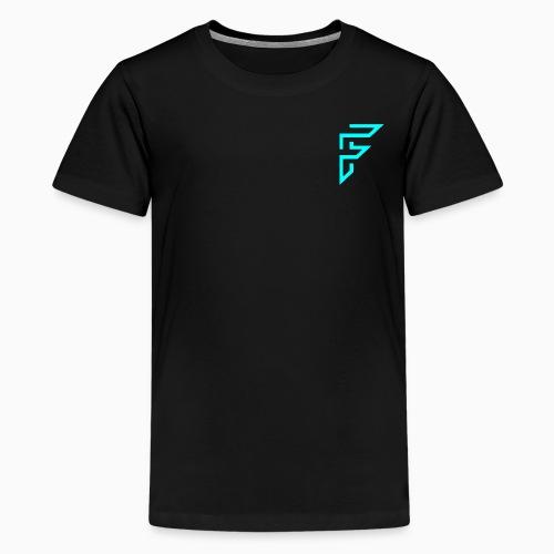 Frozyy Logo - Kids' Premium T-Shirt