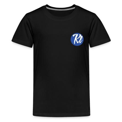Kallum Lock - Kids' Premium T-Shirt