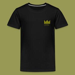 Double Crown - Kids' Premium T-Shirt