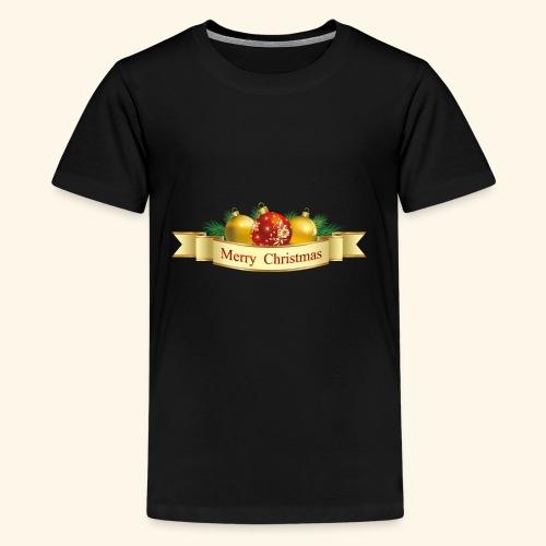 Merry Christmas To All - Kids' Premium T-Shirt