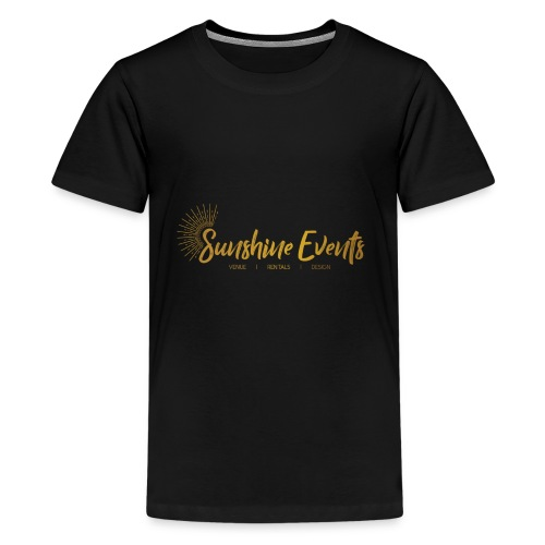 SunshineLogo - Kids' Premium T-Shirt