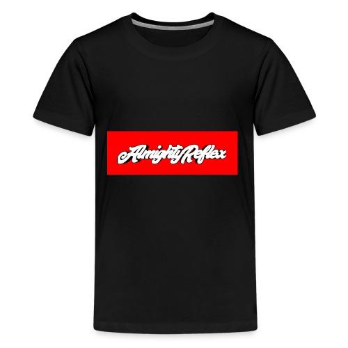 Almightyreflex logo - Kids' Premium T-Shirt
