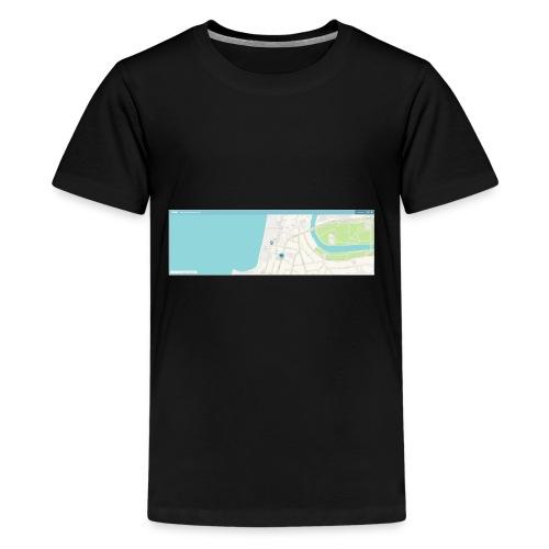 waze - Kids' Premium T-Shirt