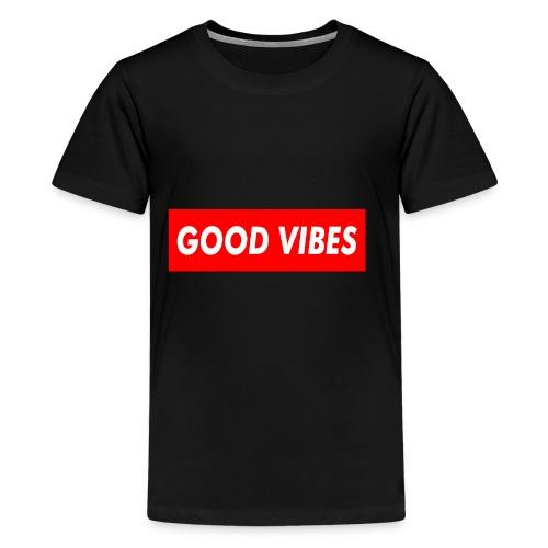 GoodVibes - Kids' Premium T-Shirt