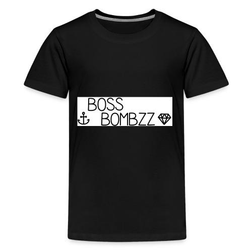 Bombzz - Kids' Premium T-Shirt