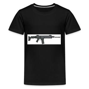 274DCA6D F340 4D0F 85CA FAC6F71A3998 - Kids' Premium T-Shirt