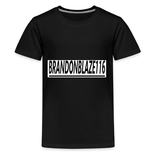 Brandonblaze116 Merchandise - Kids' Premium T-Shirt