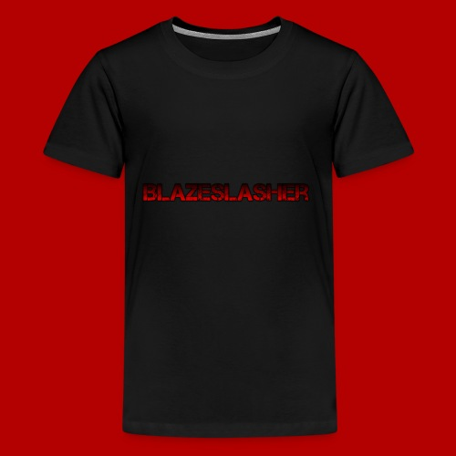 BlazeSlasger title - Kids' Premium T-Shirt