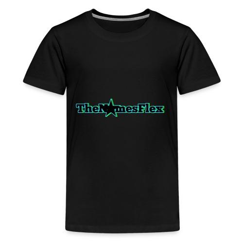 Custom Logo - Kids' Premium T-Shirt