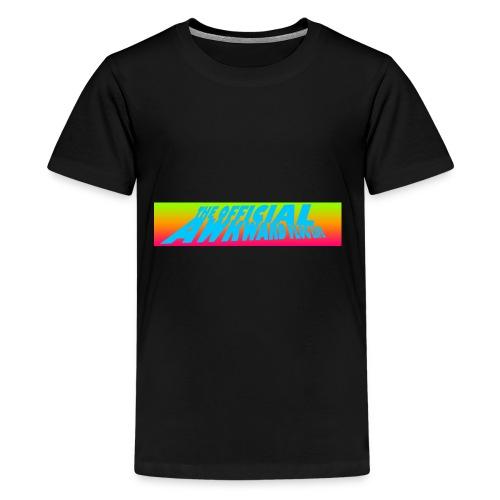 AWKWARD VLOG LIFE DESIGN - Kids' Premium T-Shirt