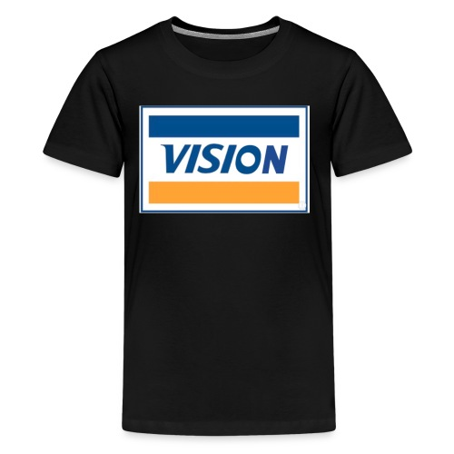 Vision Design to Inspire - Kids' Premium T-Shirt
