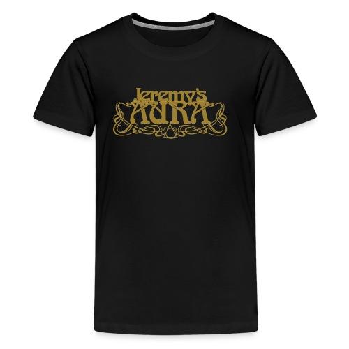Jeremy's Art Nouveau Logo - Kids' Premium T-Shirt