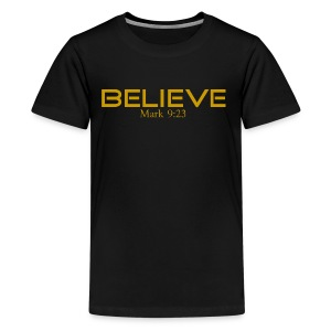 Believe it's Possible - Kids' Premium T-Shirt
