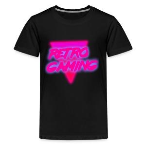 Retro Appearal - Kids' Premium T-Shirt