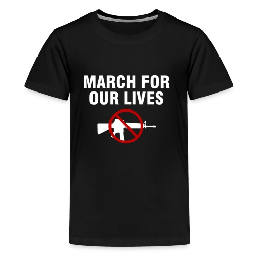 Protect Kids March for Our Lives - Kids' Premium T-Shirt