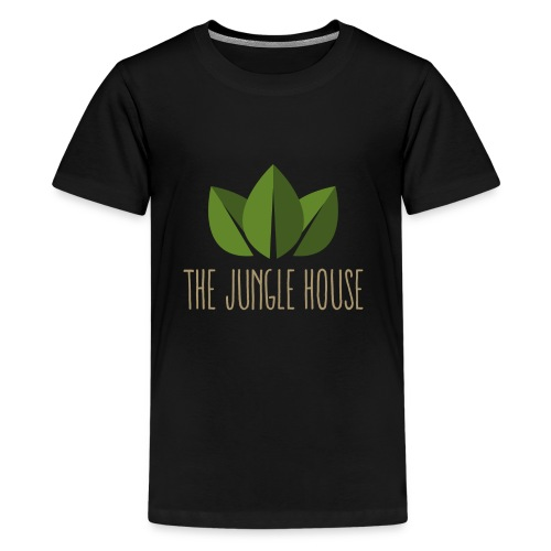 The Jungle House - Kids' Premium T-Shirt