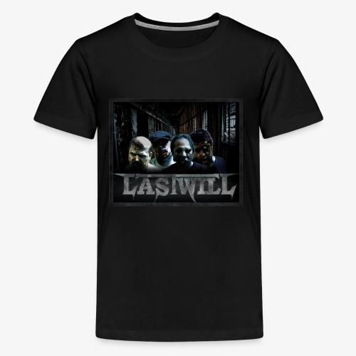 Last Will Zombie Shirt - Kids' Premium T-Shirt