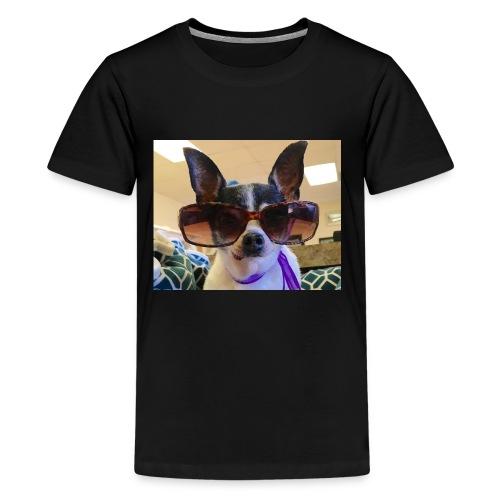 Daisy Glasses - Kids' Premium T-Shirt