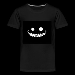 Creepy Smile - Kids' Premium T-Shirt