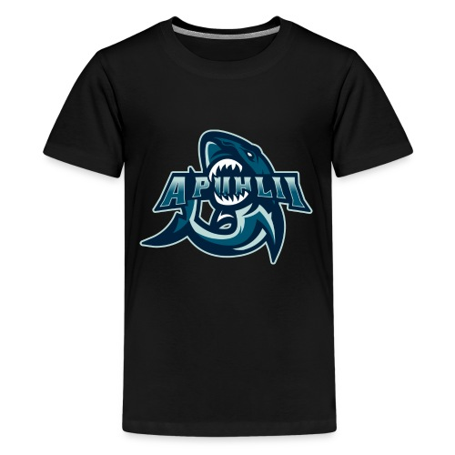 apuhlii Logo - Kids' Premium T-Shirt