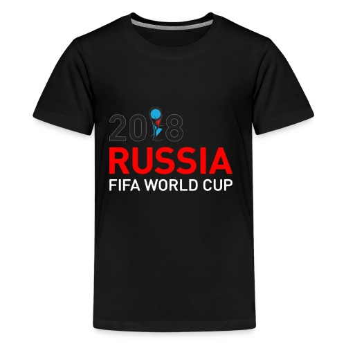 world cup 2018 - Kids' Premium T-Shirt