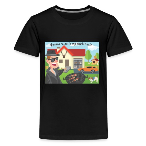 The Servant Automator - Kids' Premium T-Shirt
